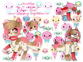 | Pooki's Reference Sheet 2014 | by snickIett