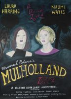 Mulholland Drive by PepperRules