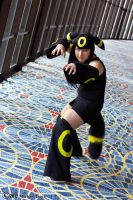 Umbreon 1 by Insane-Pencil