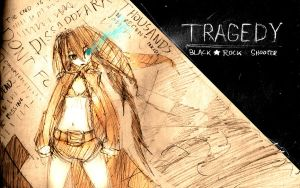 Tragedy Cover by bluerebel