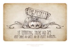 13 Terrifying truths and tips for Halloween... by thePicSees