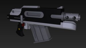 Crusade Era Bolter 1 by ClaireGrube