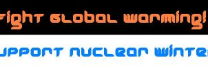 nuclear winter by Ironhold