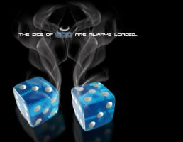 GOD's DICE by tumaseK