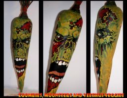 Daucus of the Dead Detail by BfstudiosLLC