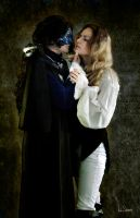 Phantom and Raoul by spilgrym