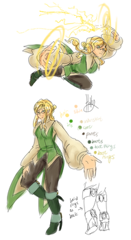 Holly Reference by bunnish