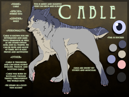 Cable Reference Sheet by SydeBiased