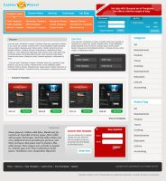 Theme store template by mediarays