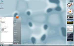 AeroClear Glass For Vista by neodesktop
