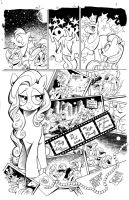 Tea Love's fantasy life with Big Mac by andypriceart
