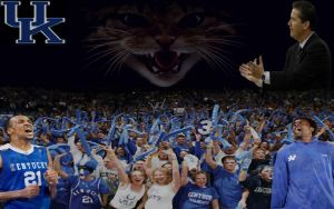 Wildcat Nation Rising-wide by ForeverBigBlue68