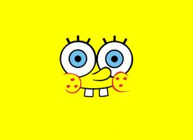 Toon Wallpapers Spongebob by Kikechan