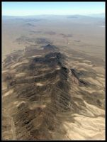 A View over the Mojave by Tyreal2012