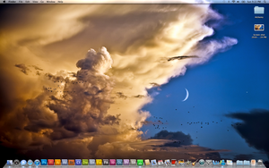 Mac book pro wallpaper by venomkold822