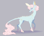 CE: Diamond Unicorn by Teafauna