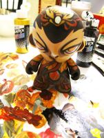Monkey King in Paint by nedashi