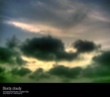 Blurdy cloudy by dehog