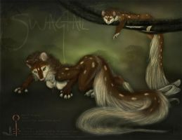 Ref - Bindi M. Swagtail by Quoosa