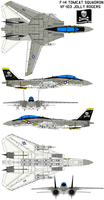 F-14  VF-84 armed by bagera3005