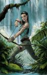 Lady Lara Croft by DerekRodenbeck