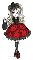 Tylie as Lady Bug Look by thweatted