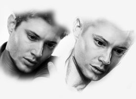 Jensen Ackles 1 by riefra