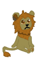 Lion by ElodieTheFox051400