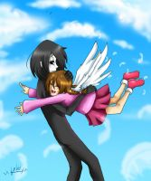 Yume Nikki - I can fly by Atomik-Goku