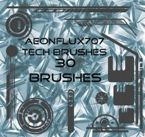 aeonflux707_tech_2_brushes by aeonflux707