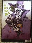 Coloured joker drawing 3! (Read the desciption!) by TheJokester-Bot