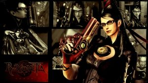 Bayonetta PS3Wallpaper 11 by NaughtyBoy83