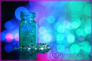 Magic in a Bottle by tehnininess