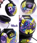 Mie Headphones by Bobsmade