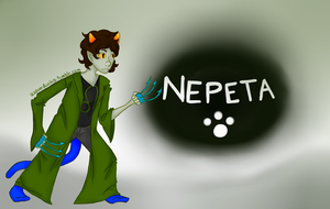 Nepeta Wallpaper 1 by Quirk19