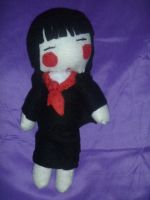 Hell Girl Plushie by Sabretooth-Fox