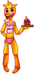 New Chica by chicapitufa