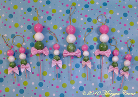 Bocchan Dango Ornaments 2 by MorganCrone