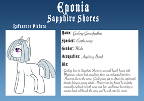 Gosling Goosefeather of Eponia by The-Clockwork-Crow