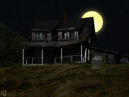 Just Another (Haunted) House by StoneButterflies