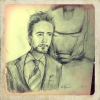 I am Iron Man by ChangesHappen