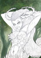 Dryad WIP by shiprock