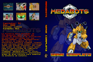 Medabots Cover by taquito143