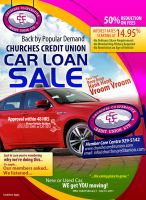 Car loan Poster by GrooveDR