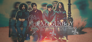 Fall Out Boy. by xmaakesomenoise