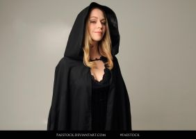 Alvira - Witch Portrait Stock by faestock