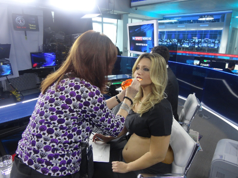 Hayley McQueen - Fed behind the scenes by miskaboo