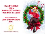 2012 UDON XmasECard by edwinhuang