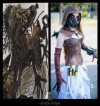 Mistress of Fear costume by beckyalbright