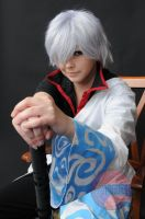 Gintoki Cosplay by sanji151